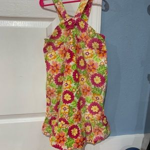 Beautiful bright summer dress by Jenny & Me